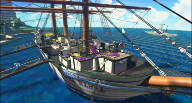 """Splatoon 2 Gets """"Lost Outpost"""" and """"Manta Maria"""" Stages This Week"""