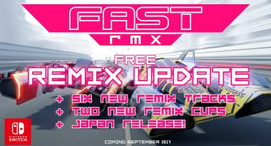Free New Update for FAST RMX Brings Six New Remix Tracks, Two Remix Cups