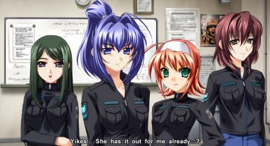 Muv-Luv Alternative Launches for PC on September 18