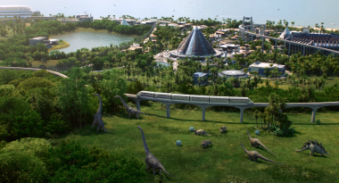 Jurassic World Evolution Announced for PC, PS4, and Xbox One