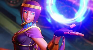 Newcomer Menat Announced for Street Fighter V