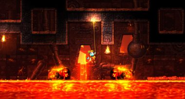 Steamworld Dig 2 Launches September 21 for Switch