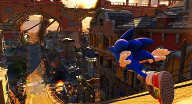 Sonic Forces Launches November 7 in North America and Europe