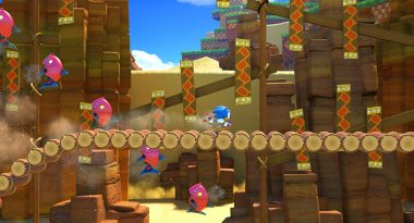 New Sonic Forces Gameplay Shows Off Classic Sonic and Custom Character Action