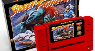 Capcom Releasing Official Street Fighter II SNES Cartridge for Series' 30th Anniversary