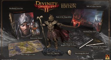 Full Voice Acting, New Playable Undead Race, Collector's Edition Announced for Divinity: Original Sin II