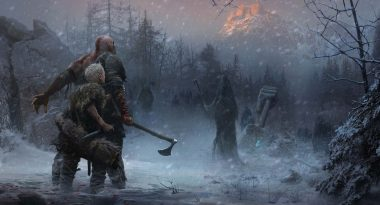 Lots of New God of War Reboot Artwork