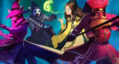"Co-op Blast 'Em Up ""Nine Parchments"" Release Set for This Holiday"