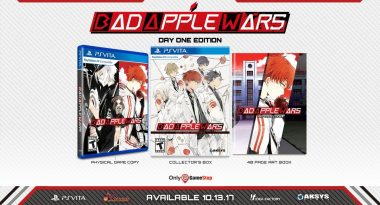 Bad Apple Wars Delayed to October 13 in North America