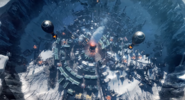 Debut Gameplay for Survival City-Builder Frostpunk