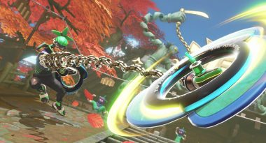 Update 3.0 for Arms Brings Controller Remapping