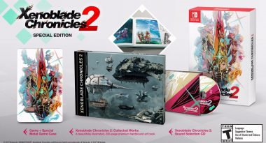 Xenoblade Chronicles 2 Launches December 1, Special Edition Announced