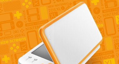 Orange and White New 2DS XL Launches October 6 in North America