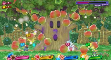 Kirby: Star Allies Fully Unveiled, Launches Spring 2018