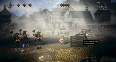 """Octopath Traveler Producer Teases """"Several Other Switch Titles"""" in Development"""