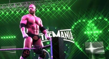 Debut Gameplay for WWE 2K18 is Sizzling