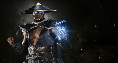 New Injustice 2 Trailer Introduces Raiden