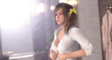 First Look at Dead or Alive: Venus Vacation and New Character Misaki