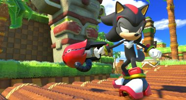 "Free ""Episode Shadow"" DLC Announced for Sonic Forces"