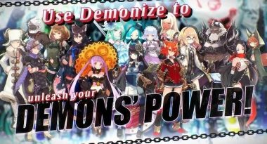 New Demon Gaze II Trailer Introduces the Main Characters
