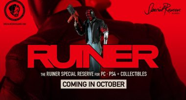 Ruiner to Get Limited Physical Release in October