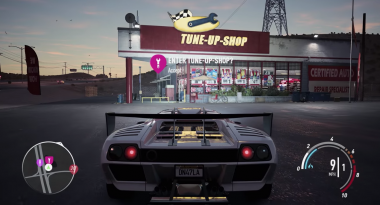 New Need for Speed: Payback Trailer Introduces Fortune Valley