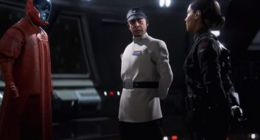 New Single Player Story Video from Star Wars Battlefront II
