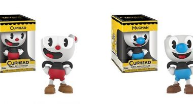 Cuphead Vinyl Figurines Announced