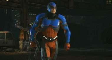 "New Injustice 2 Character ""Atom"" Confirmed"