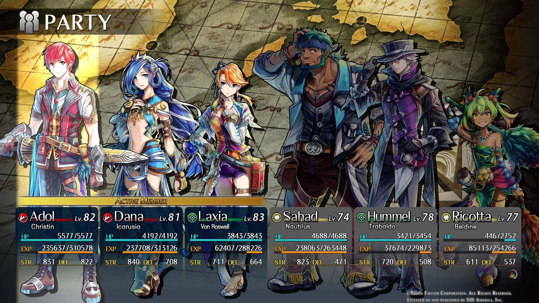 Ys Viii Lacrimosa Of Dana Review Shipwrecked Yet Solid Niche