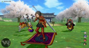 PlayStation 4 Demo for Dragon Quest X Now Available in Japan