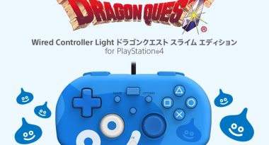 Hori Producing Another Dragon Quest DualShock 4 Slime Controller