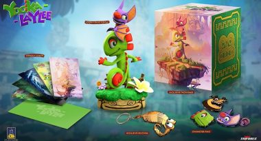 Collector's Edition for Yooka-Laylee Revealed