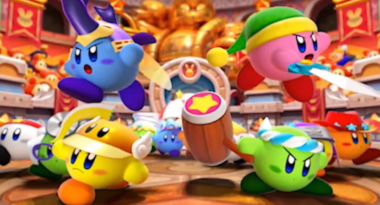 New Overview Trailer for Kirby: Battle Royale