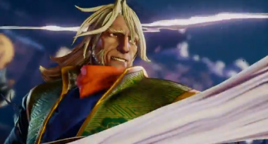 Zeku Makes Playable Debut in Street Fighter V