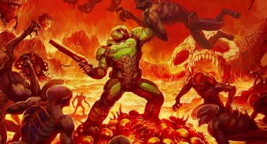 Doom Launches for Nintendo Switch on November 10