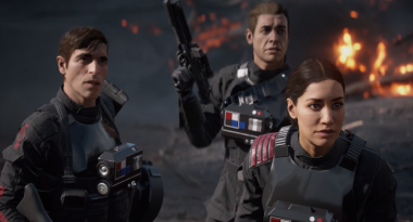 New Single Player Story Trailer for Star Wars Battlefront II