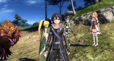 Sword Art Online: Hollow Realization Heads to PC on October 27