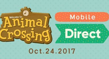 Animal Crossing Mobile Direct Scheduled for October 24