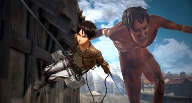 Western Release for Koei Tecmo's Attack on Titan 2 Set for March 2018