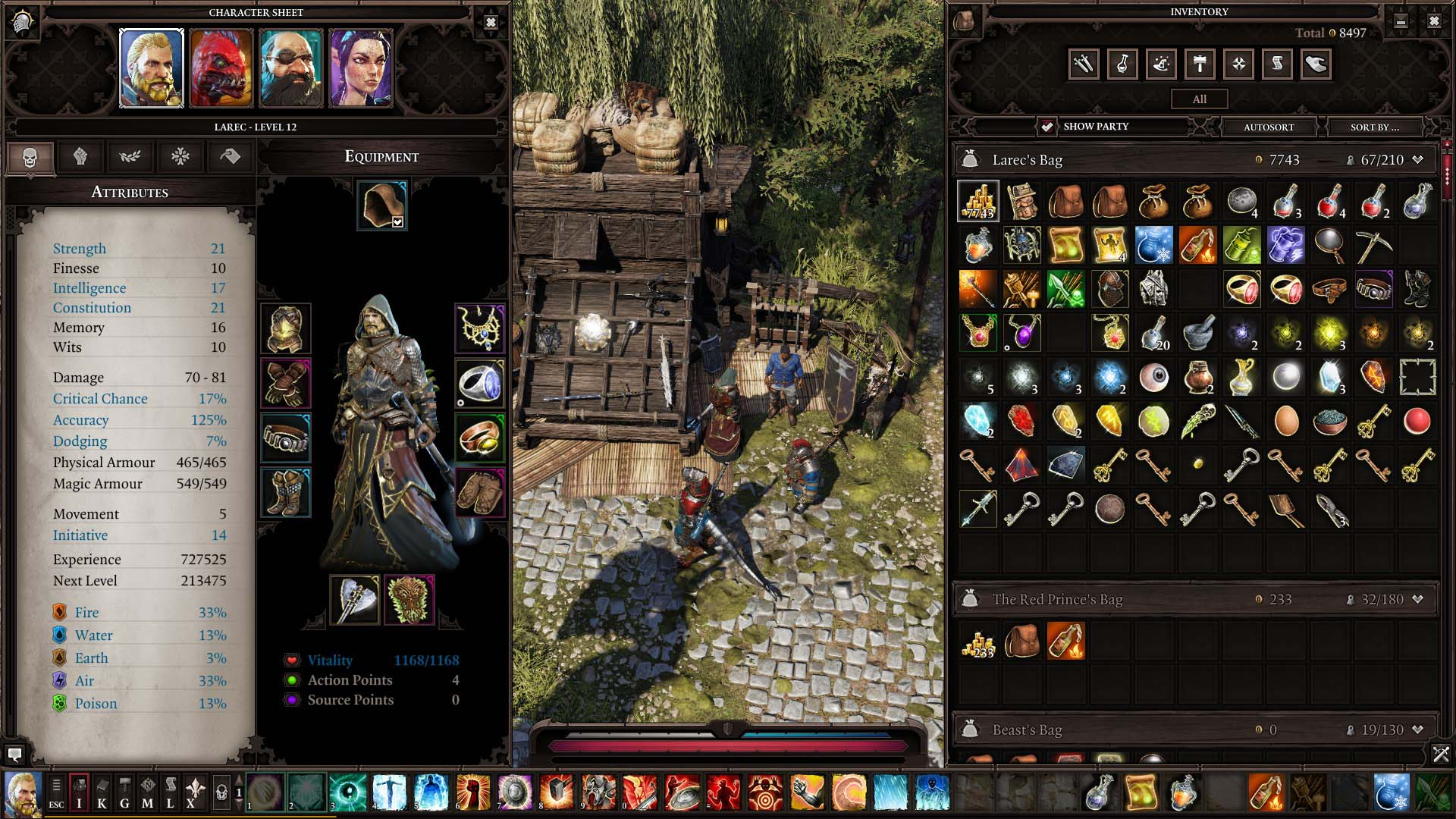 Divinity: Original Sin 2 Review - Strategic Sinning For The Refined