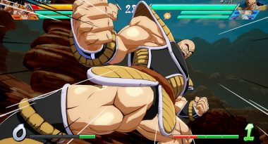 New Dragon Ball FighterZ Trailer Introduces Nappa