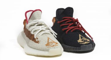 Super-Limited Assassin's Creed: Origins Branded Yeezy Sneakers Announced