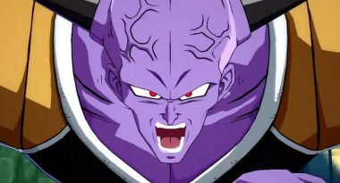New Dragon Ball FighterZ Video Introduces Captain Ginyu
