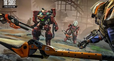 """New """"A Walk in the Park"""" Expansion Announced for ARPG The Surge"""
