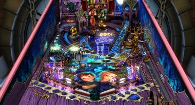 Pinball FX3 Heads to Switch on November 14