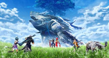 Xenoblade Chronicles 2 Review – Elysium City, Where the Grass is Green and the Girls Are Pretty