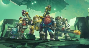 Niche Spotlight – Deep Rock Galactic: Like a Dwarven Version of Starship Troopers