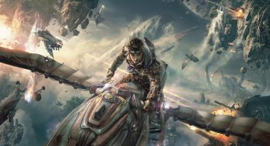"""Bluehole Announces New High-Fantasy and Steampunk Themed MMORPG """"Ascent: Infinite Realm"""""""