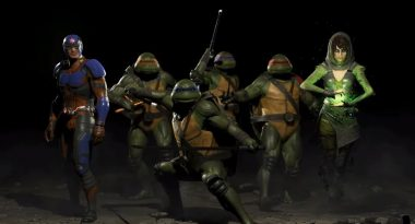 Teenage Mutant Ninja Turtles, The Atom, and Enchantress Join Injustice 2